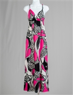 Radzoli Print Maxi Dress 0008