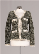 Radzoli Cardigan Long Slv 13094