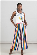 True Destiny Stripe Pant 6688P