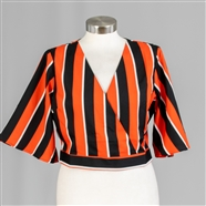 True Destiny Stripe Top 6694T