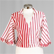 True Destiny Stripe Top 6699T