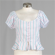 True Destiny Stripe Top 6712T