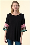 Vision Bell Sleeve Top T5504