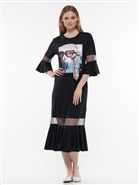 Why T Shirt Dress D190772