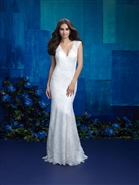 Wilderly By Allure Bridal L402