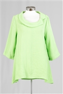 Yushi Moda Tunic Top 1473
