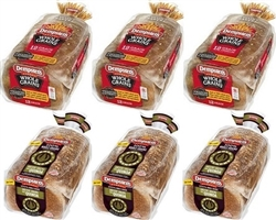 DEMPSTERS 100% WHOLE GRAIN BREAD (3 LOAVES x 600g)