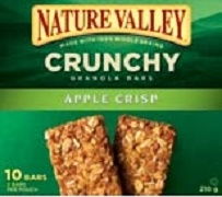 NATURE VALLEY 5 BARS (12 BOXES)