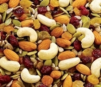 TRAIL MIX SWEET & SAVOURY (1 KG)