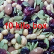 PREMIUM POWER BOOST SOY MIX (10 KILO BOX) NO PEANUTS