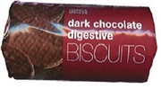 MARKS & SPENCER CHOCOLATE DIGESTIVE BISCUITS (28)