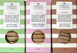SIMPLY CORNISH SHORTBREAD BISCUITS