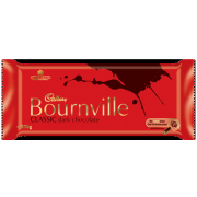 CADBURY BOURNVILLE CHOCOLATE BARS 180g (18)