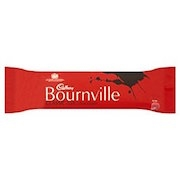 CADBURY BOURNVILLE CHOCOLATE BARS 45g (36)