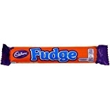 CADBURY FUDGE 60 BARS