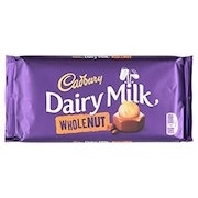 CADBURY CHOCOLATE BARS 110g(21)