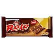 "NESTLES ""ROLO"" CHOCOLATE BAR"