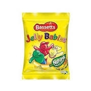 BASSETTS JELLY BABIES 28 BAGS