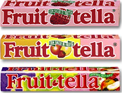 FRUIT-TELLA CHEWY CANDY 40 PKS