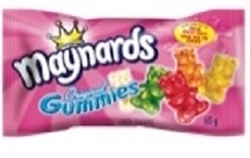 MAYNARDS ORIGINAL GUMMIES 60g (18)