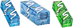 STRIDE CHEWING GUM SUGAR FREE 14 STICKS x 10 PACKS