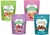 """LOVELY"" CANDY POUCHES SINGLE SERVE & WRAPPED (4 PACK)"