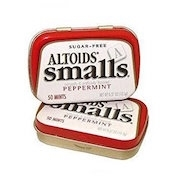 "ALTOIDS ""SMALLS"" SUGAR FREE MINTS"