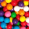 GUMBALLS BULK BOX (MACHINE SIZE, 4500 PCS) 9.95 KG