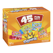 MAYNARDS ASSORTED FUN TREATS 45 PCS