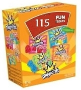 MAYNARDS ASSORTED FUN TREATS 115 PACK