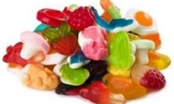 HUER GUMMIES 1 KILO PACKETS ALL FLAVOURS, SHAPES & SIZES