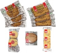 PEEK FREAN COOKIES SINGLE SERVE (BULK) now 5 FLAVOURS