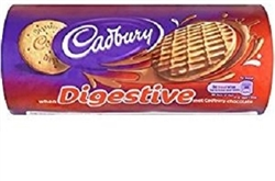 CADBURY MILK CHOCOLATE DIGESTIVES (12)