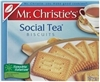 MR. CRISTIES SOCIAL TEA  COOKIES (12)