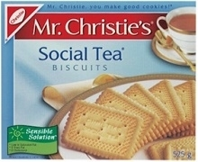 MR. CRISTIES COOKIES 1 BOX