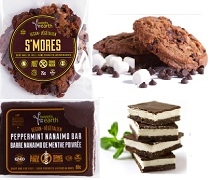 """SWEETS FROM THE EARTH"" COOKIES (KOSHER & VEGAN) 12 PACK"