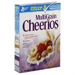 CHEERIOS MULTI GRAIN 1.25K JUMBO BOX