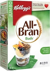KELLOGGS ALL BRAN BUDS 1.05 KILO LARGE BOX