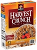 QUAKER HARVEST CRUNCH JUMBO BOX