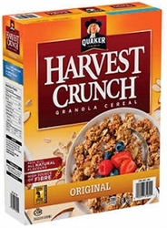 QUAKER HARVEST CRUNCH JUMBO BOX 1.8 K