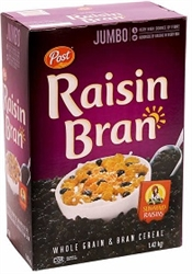 POST RAISIN BRAN 1.42 K JUMBO BOX
