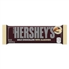 HERSHEY'S ALMOND CHOCOLATE BAR 43g(36)