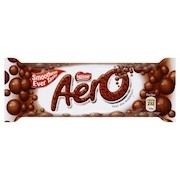 AREO CHOCOLATE BARS 42g (48)