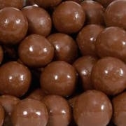 MILK CHOCOLATE LARGE MALT BALLS 22LBS BULK BOX