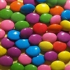 MILK CHOCOLATE GEMS (M&M LOOK-A-LIKE) 1 KG BAG