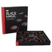 BLACK MAGIC BOX - EUROPEAN ASST CHOCOLATES