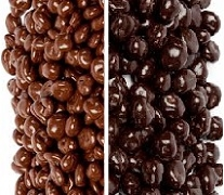 CHOCOLATE COVERED CRANBERRIES 1 KG BAG