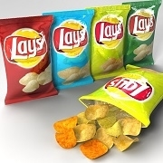 LAYS FLAVOUR MIX