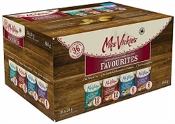 MISS VICKIES VARIETY PACK 36 BAGS x 24g / CASE