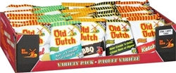 OLD DUTCH VARIETY PACK 30x32g PACKS / CASE